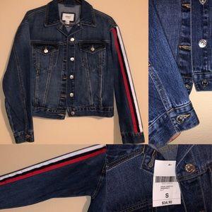 F21 Denim Jacket